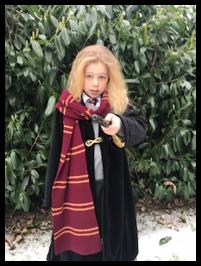 Birkett No.1- Hermione Granger, Harry Potter