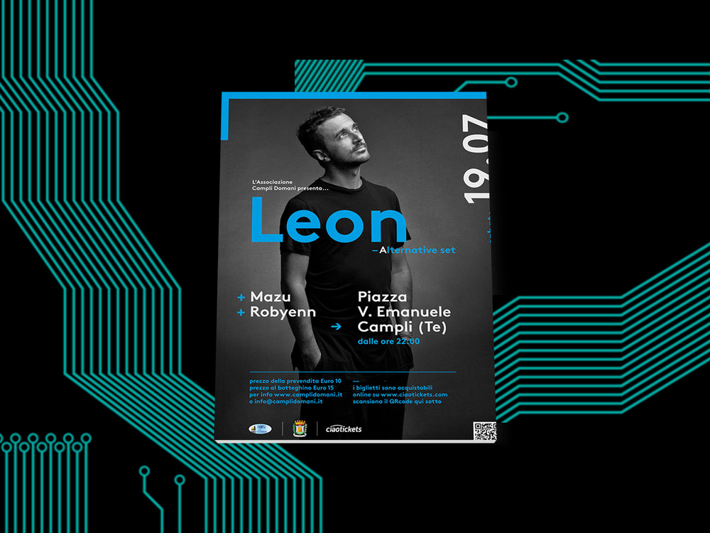 Volt on Leon magazine