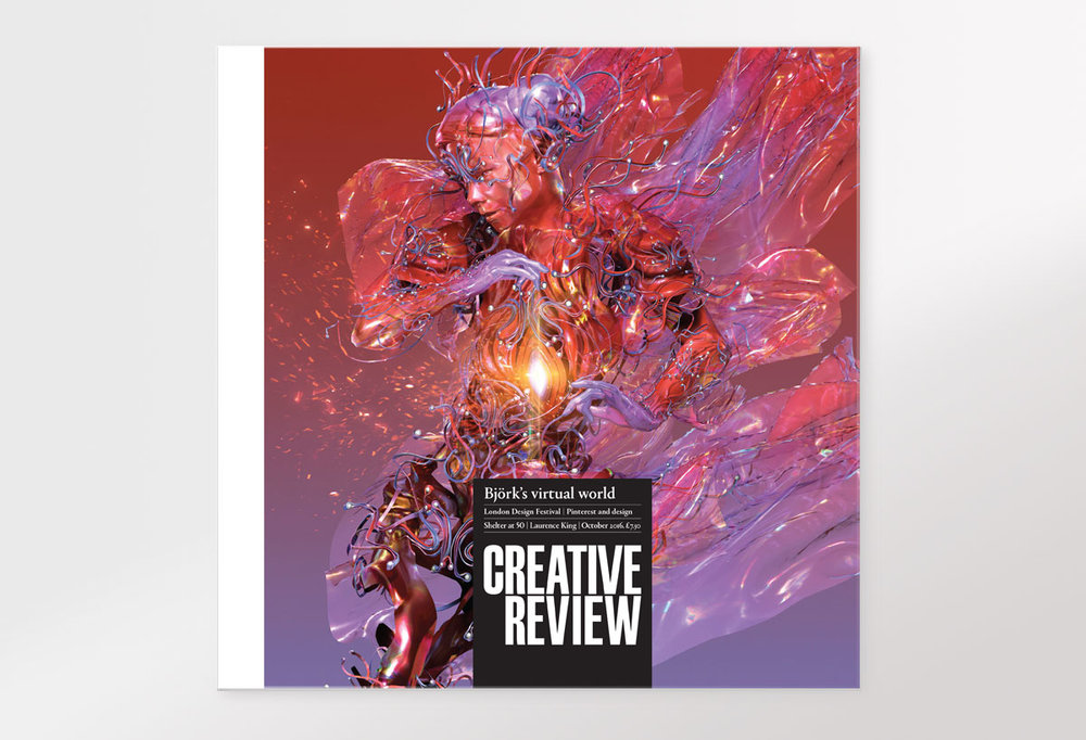 Creative Review 2016