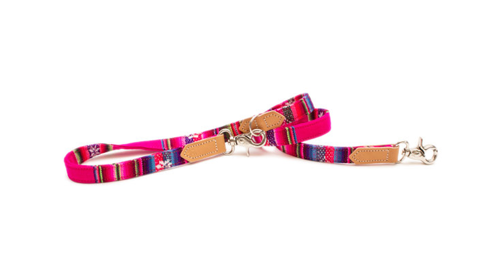 Inca Pink Cafe Leash