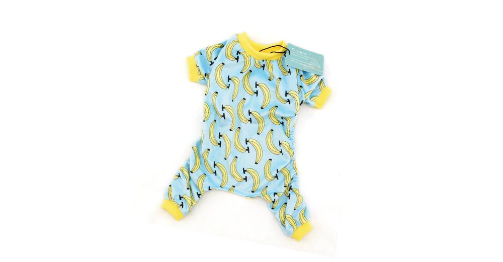 CuteBone Dog Banana Pajamas