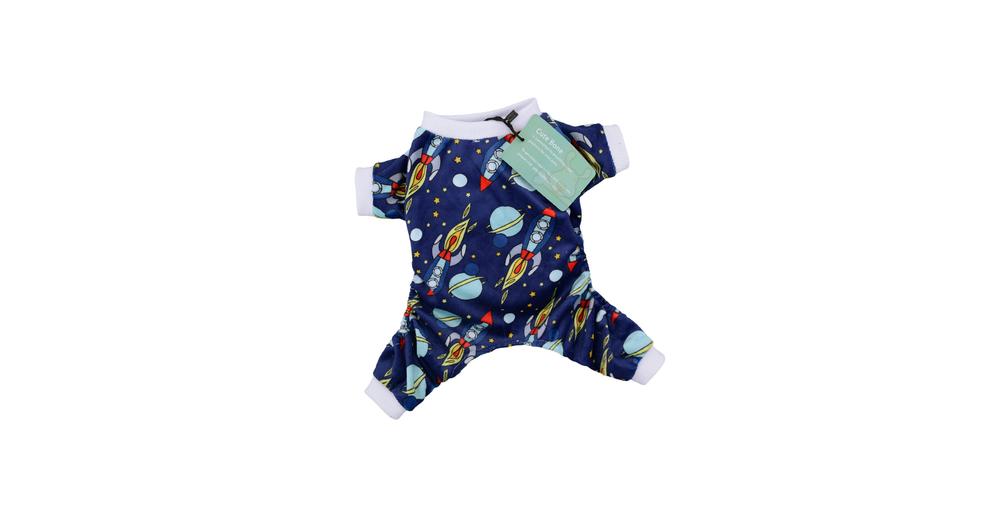 CuteBone Dog Rocket Pajamas