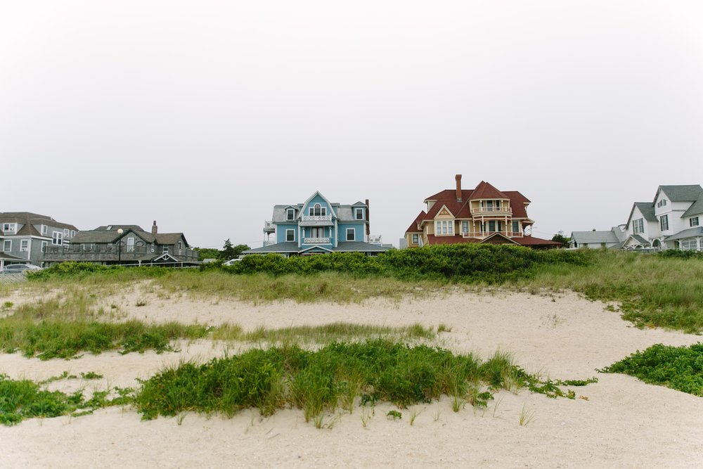 Historic homes in Oak Bluffs