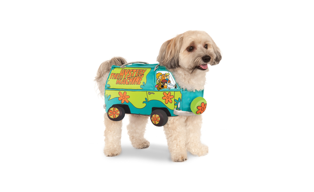 Scooby Doo Dog Costume on Amazon