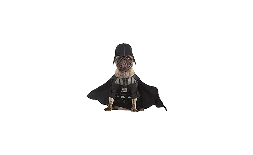 Darth Vader Dog Costume at Wayfair