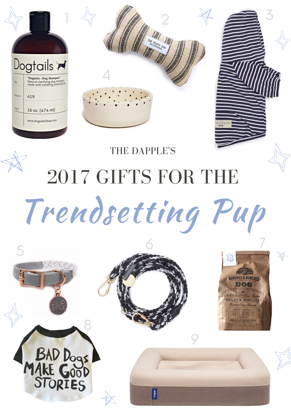 The Best Trendy Gifts for Dogs