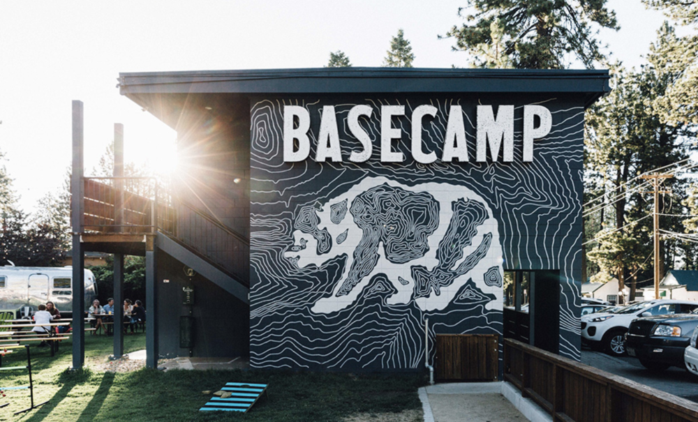 Photo courtesy of Basecamp Hotel