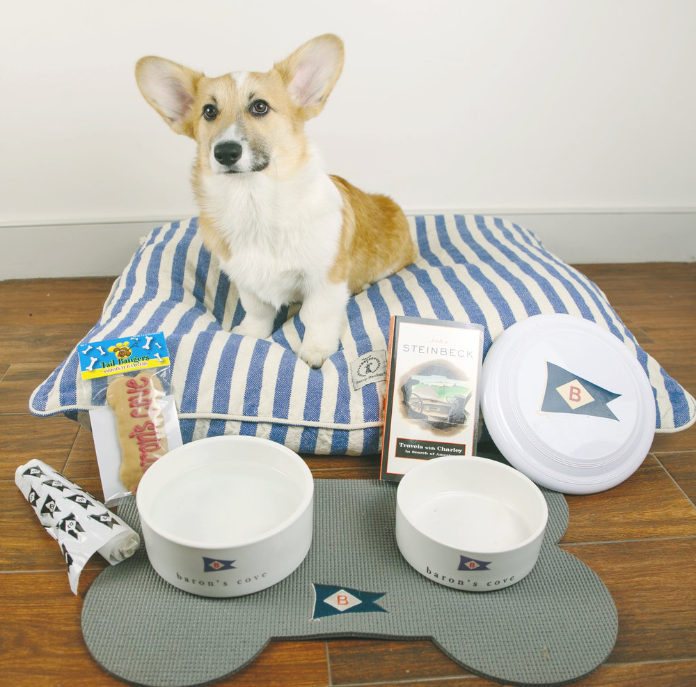 We love the puppy welcome kit!