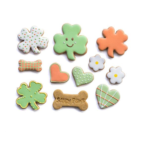 Image courtesy of Sandy Paws Dog Treats