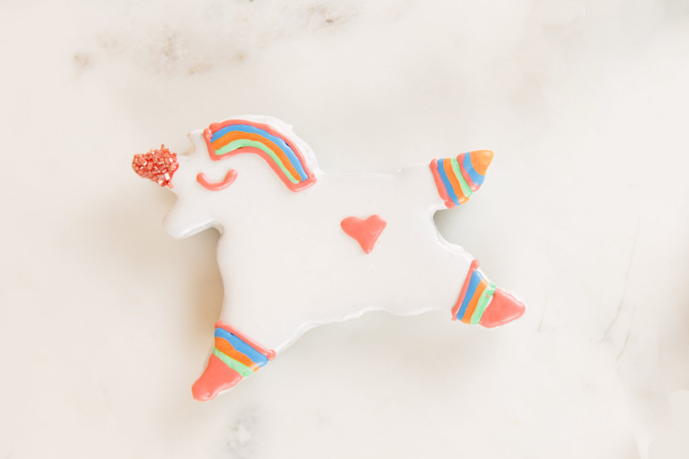 Unicorn Cookie for Dogs