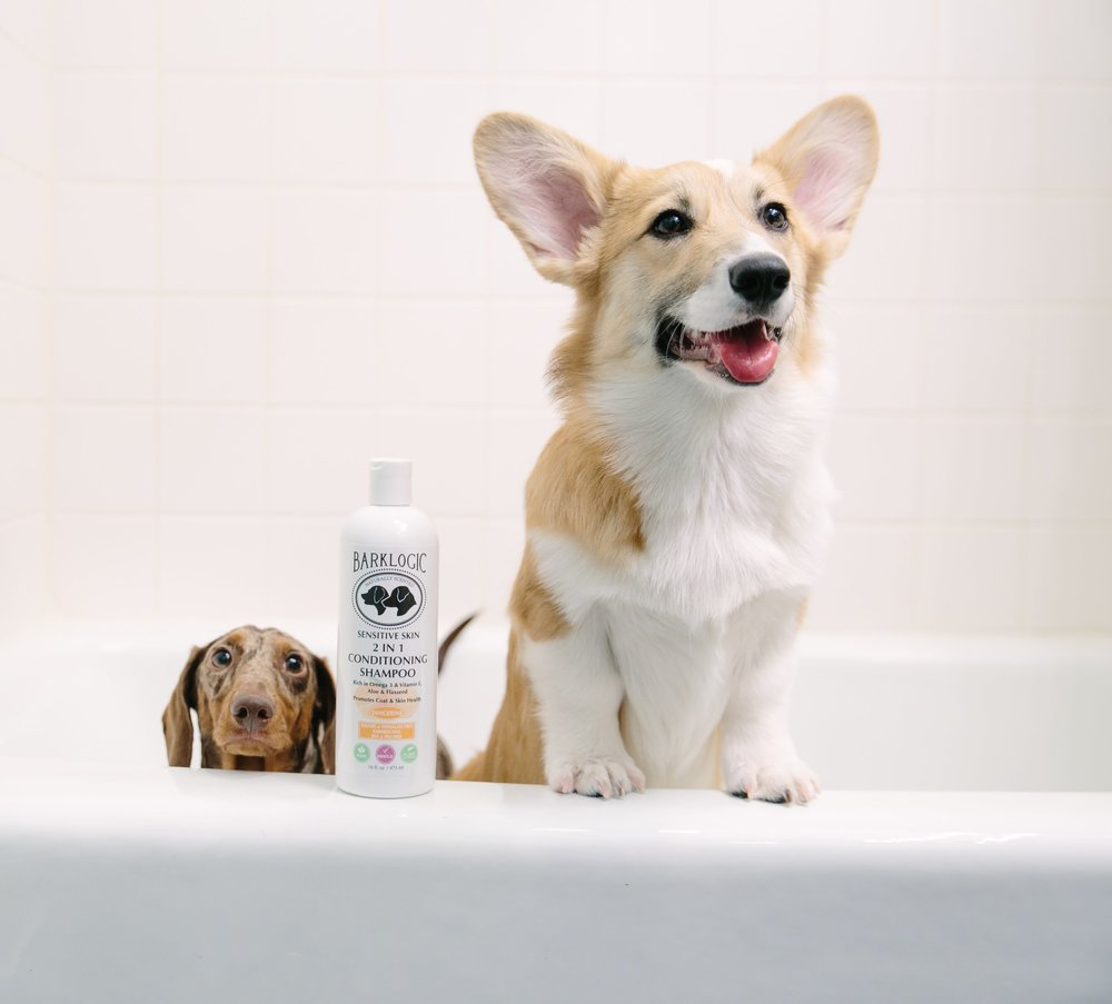 BarkLogic's 2 in 1 Conditioning Shampoo