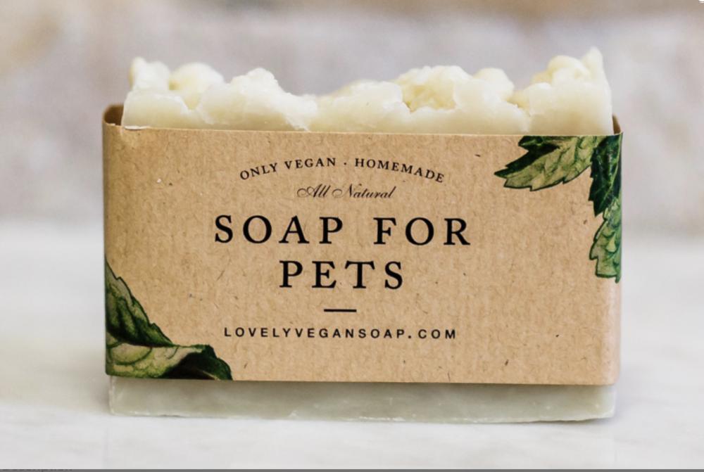 Image courtesy of Lovely Vegan Soap