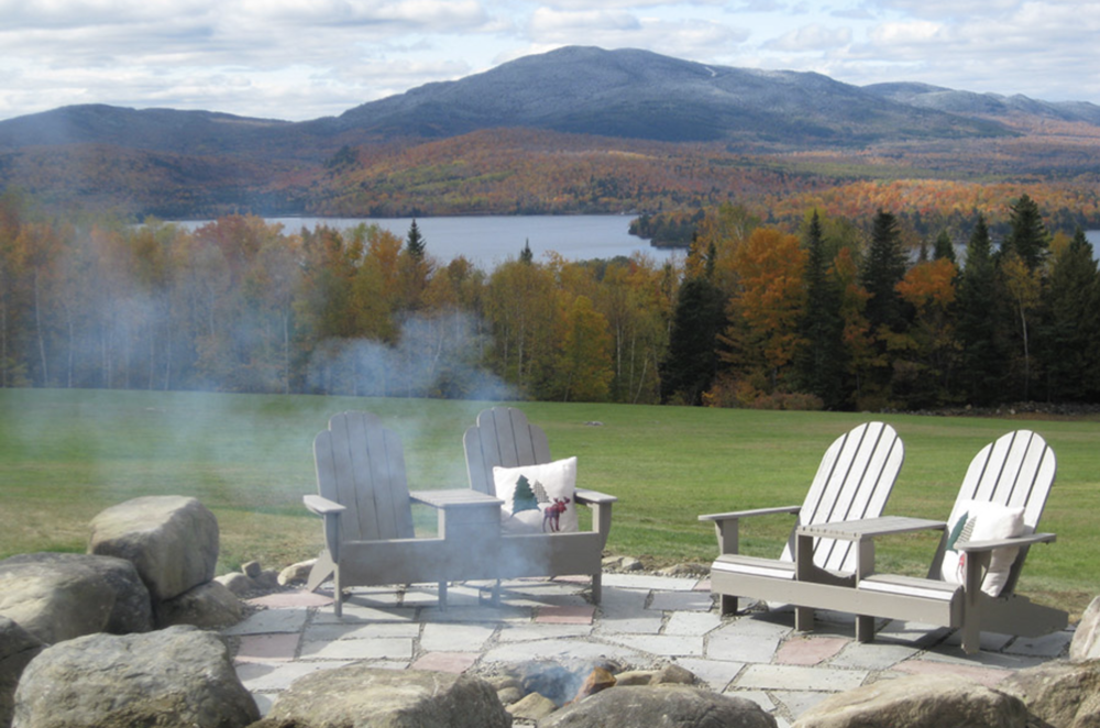 Image courtesy of The Lodge at Moosehead Lake