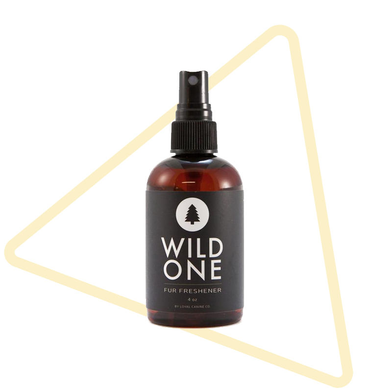 Wild One Fur Freshener from Loyal Canine Co.