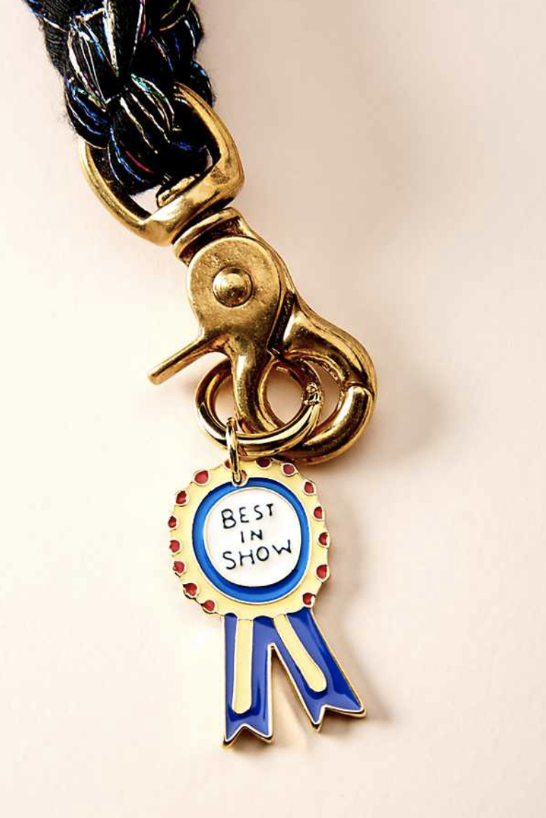 Iconic Dog Collar Charm - - The Best New Dog Items at Anthropologie
