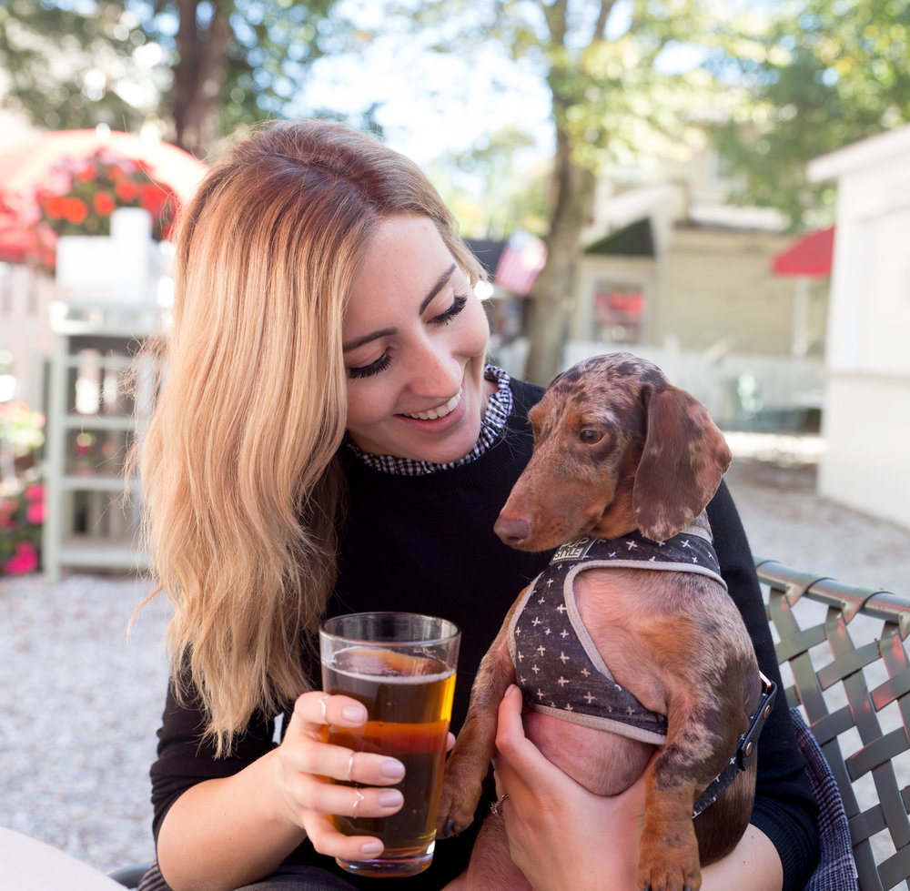 Planning a Dog Friendly Trip to The Berkshires on The Dapple Dog Lifestyle Blog | The Red Lion Inn