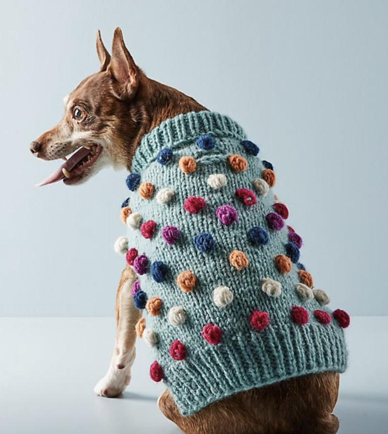 Anthropologie Black Friday Deals on The Dapple's List of Best Black Friday Deals for Dog Lovers and Dog Owners