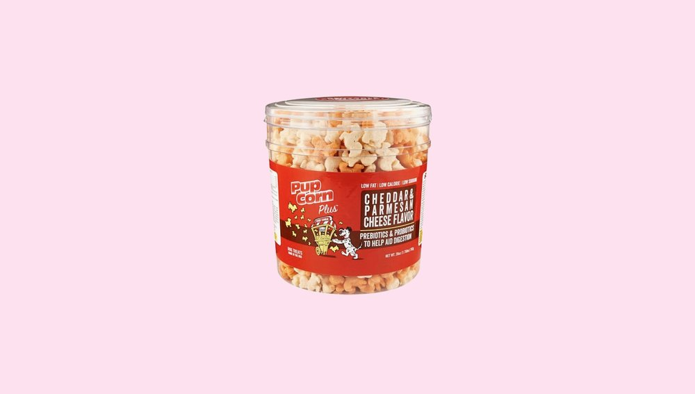 Dog Popcorn on The Dapple Dog Lifestyle Website