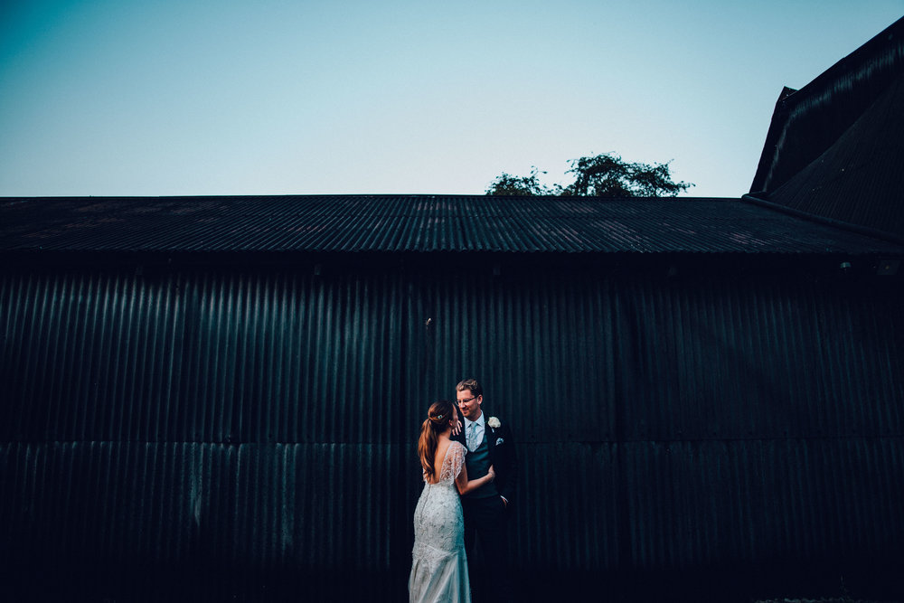A beautiful moment at Swarling Manor