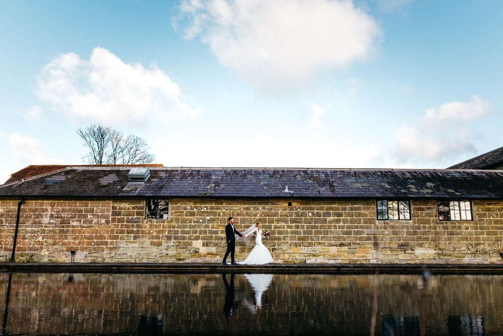 Hendall Manor Barns Wedding