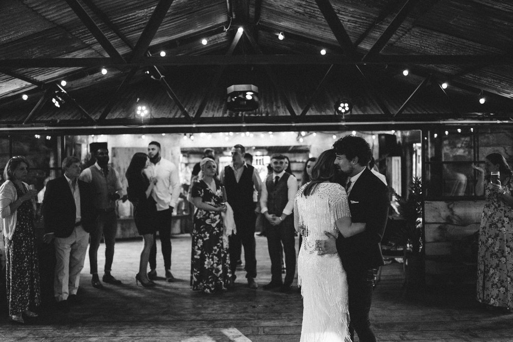 First dance at the Dreys