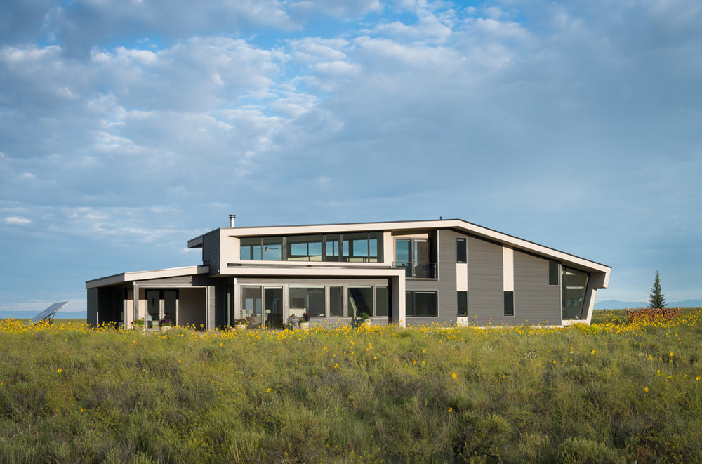 COLORADO HOUSE  | CRESTONE, CO