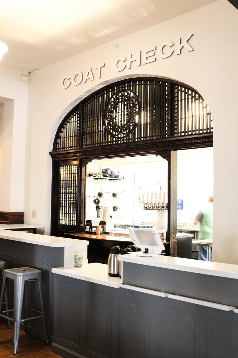 Coat Check Coffee