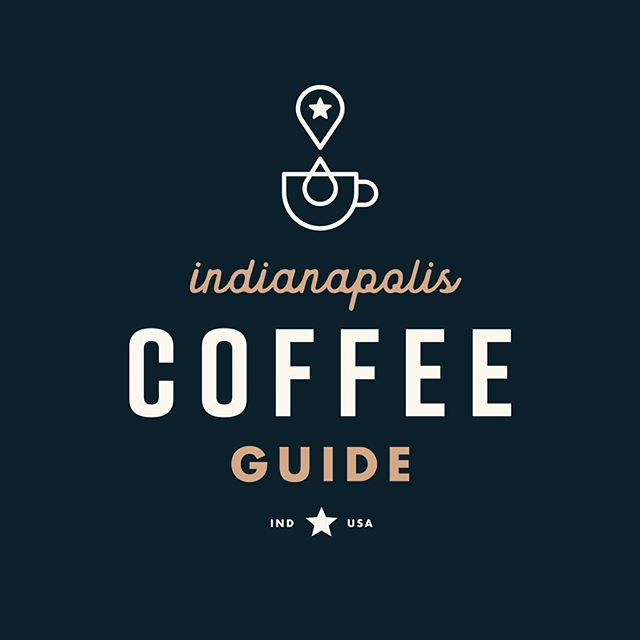 Looks like the cat is out of the coffee bag! Stoooked to introduce the new @indianapoliscoffee brand courtesy of our friends at @2ndstcreative 🙌🏼 @brhunley and team really knocked it out of the park, and it was such a pleasure working with them. It's more beautiful than I could have ever imagined. ☕️💙 new website & mobile app coming SO SOON.