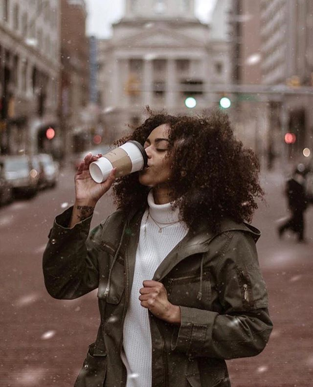 Seeeerious winter vibes ❄️ • • 📸: @mr__burrisphotography & @kaffeinecoffee