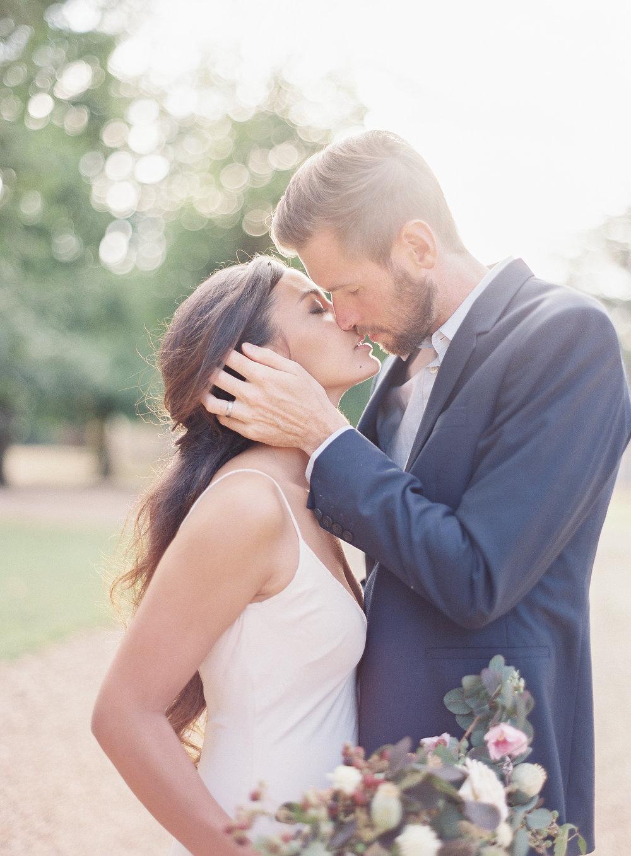 Al fresco wedding - Paris