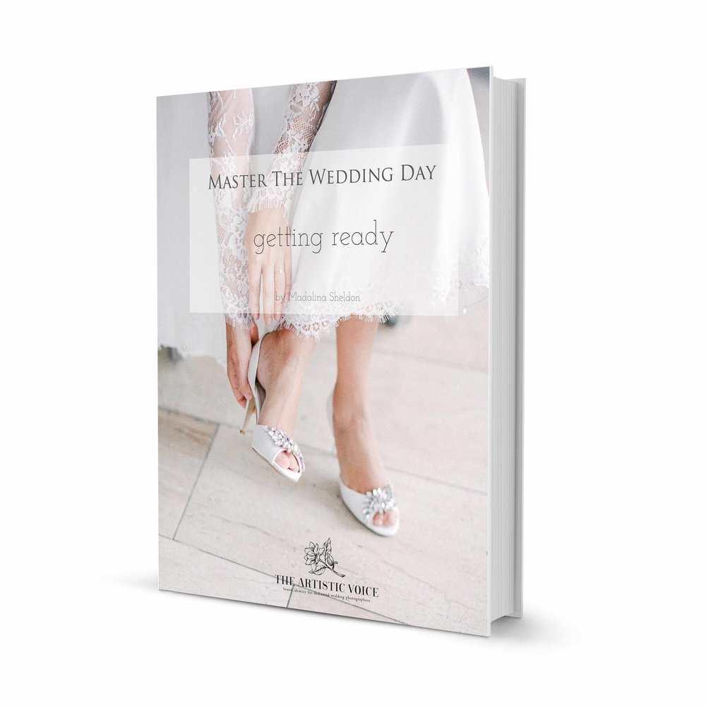 Getting Ready - Master the wedding day • Download hier