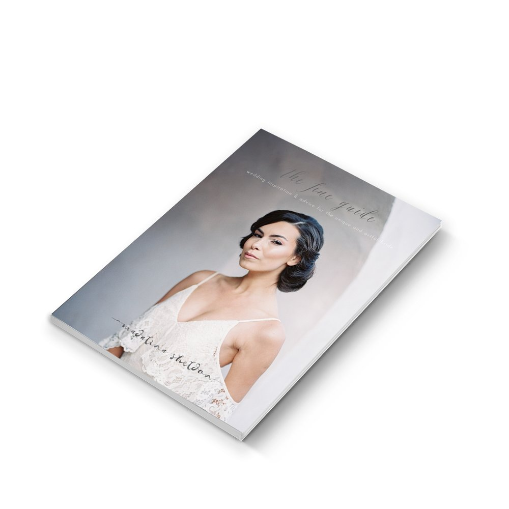 Wedding Guide - Template • Download hier
