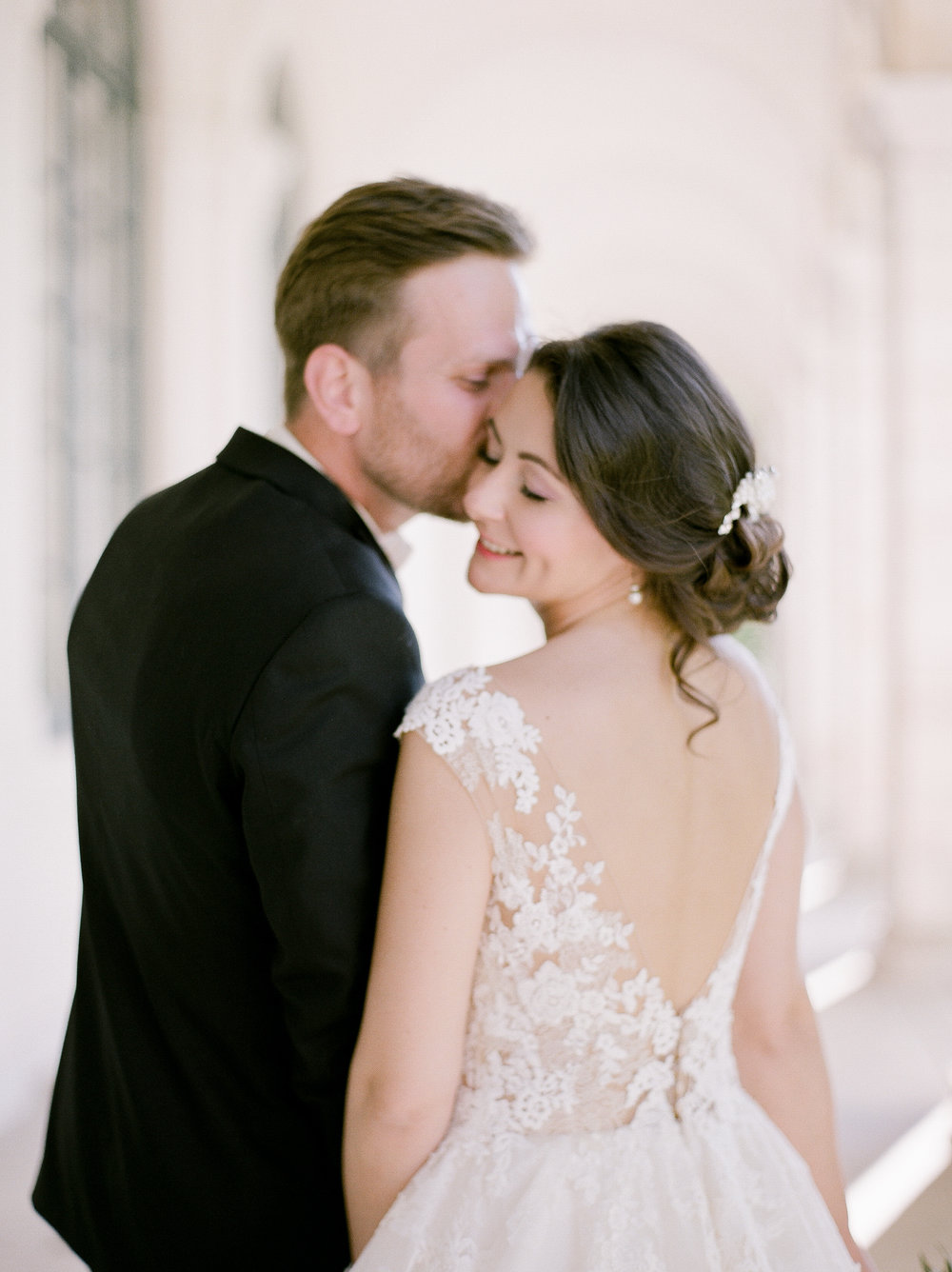 Classy Castle Wedding -
