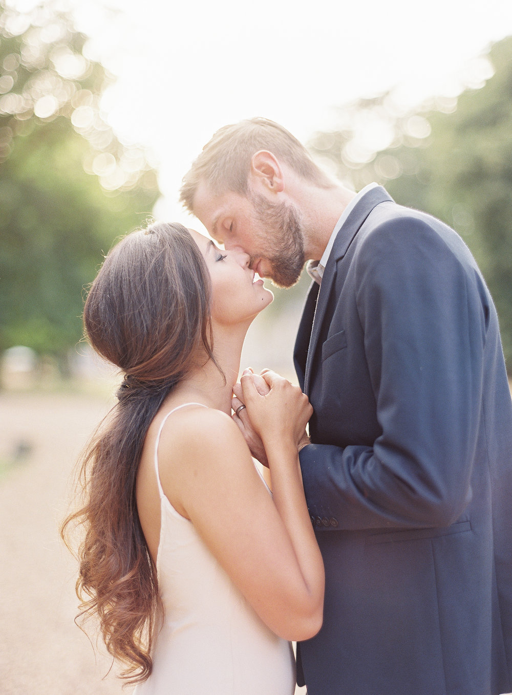 Eloping in France -