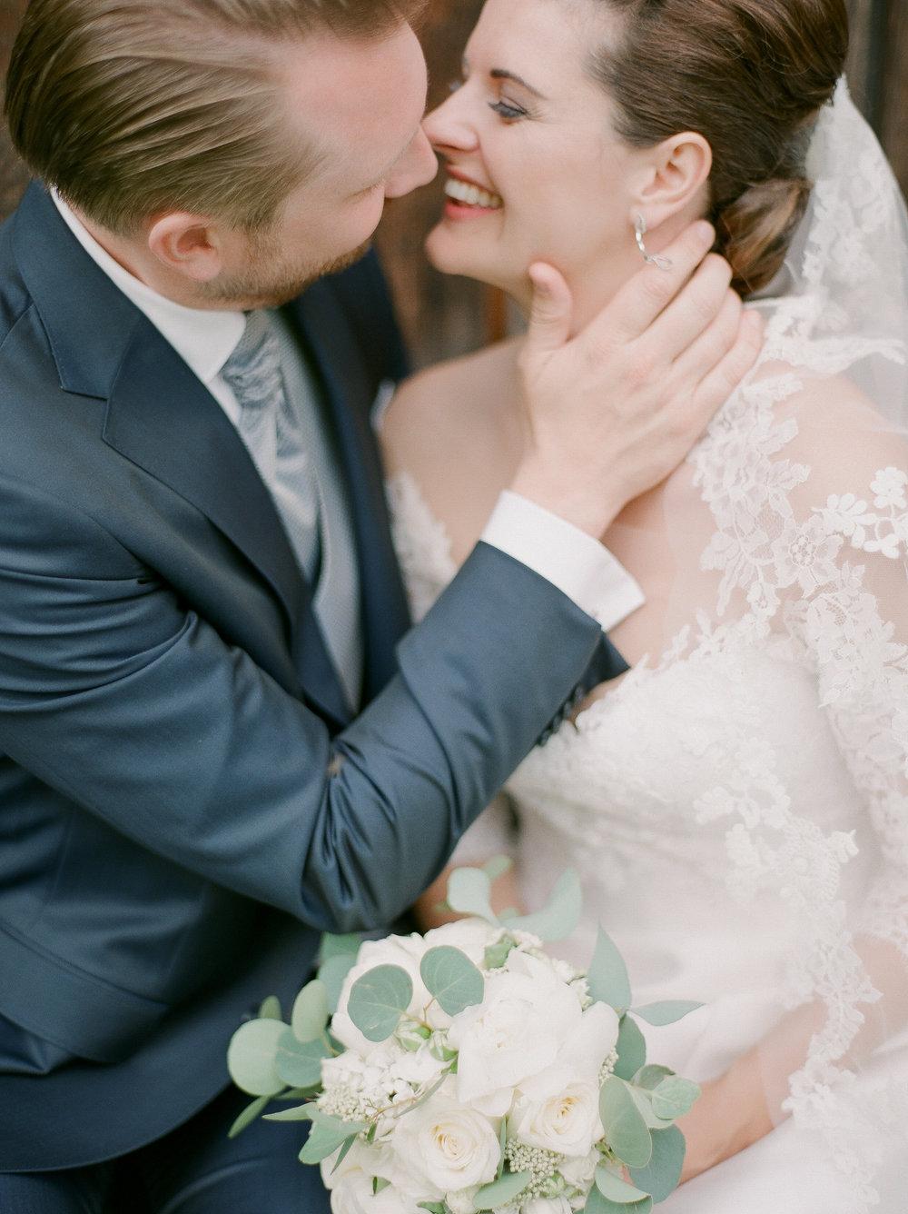 Classy Austrian Wedding -