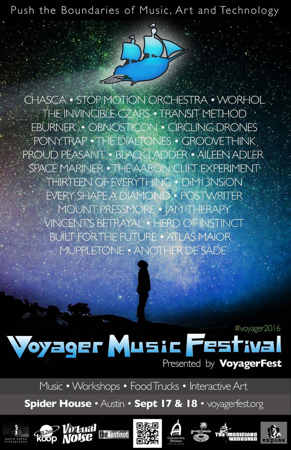 Voyager Music Festival 2016