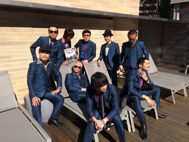 Tokyo Ska Paradise Orchestra | Photo by Amy Frishkey