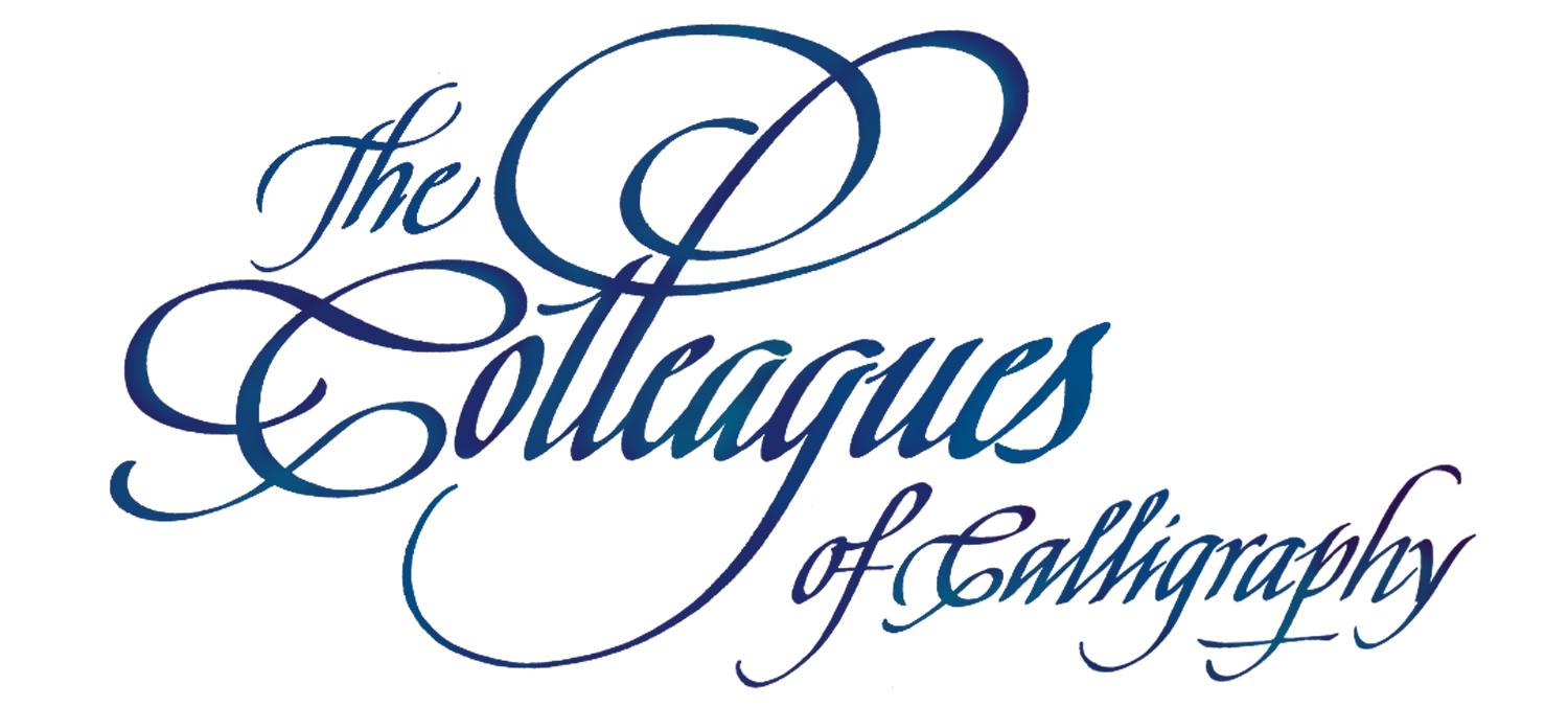 The Colleagues of Calligraphy