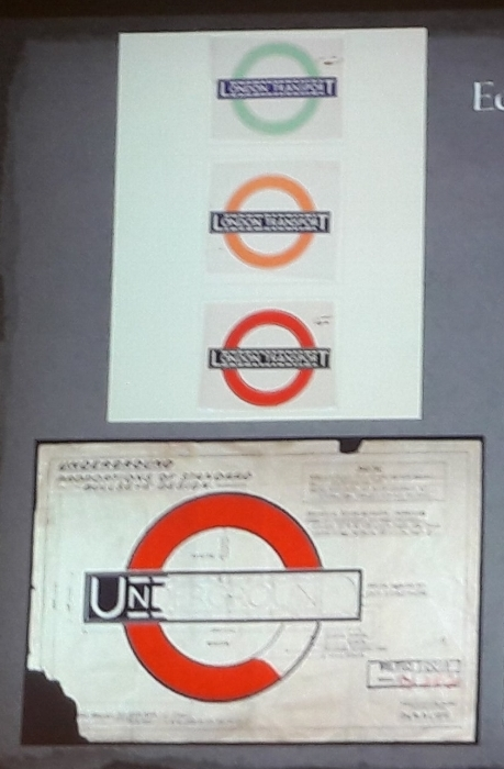 London Underground work – Edward Johnston