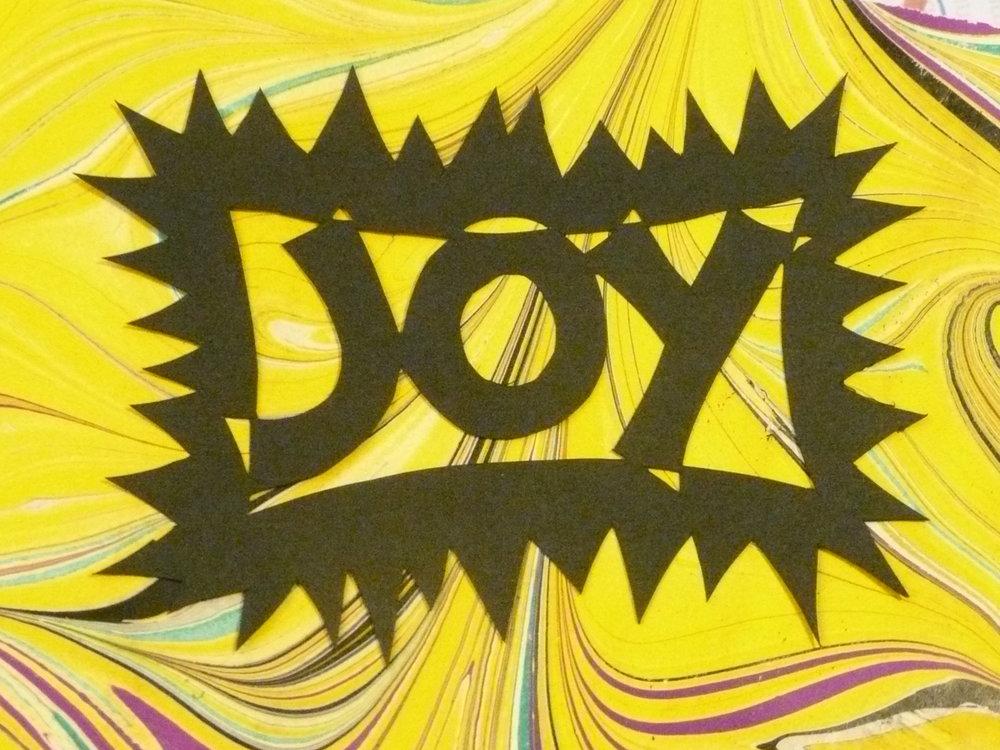 18spe09-cut-out-joy-on-marbelized-paper.JPG