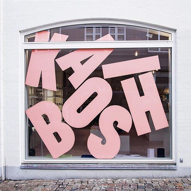 Kaibosh branded window by @snasksthlm . . #branding #typography #kaibosh #design #inspiration #love #TagsForLikes #TagsForLikesApp #TFLers #tweegram #photooftheday #20likes #amazing #smile #follow4follow #like4like #look #instalike #igers #picoftheday #food #instadaily #instafollow #followme #follow #webstagram #colorful #style #swag