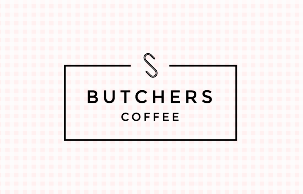 Butchers Coffee branding | 2016