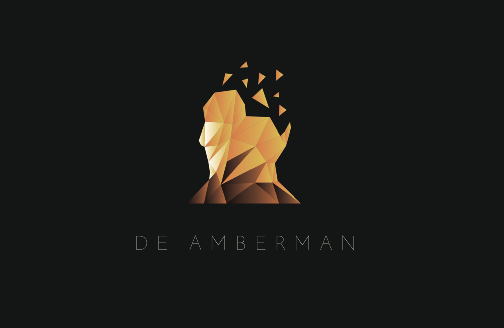 Logo for videoproducer DE AMBERMAN | 2016