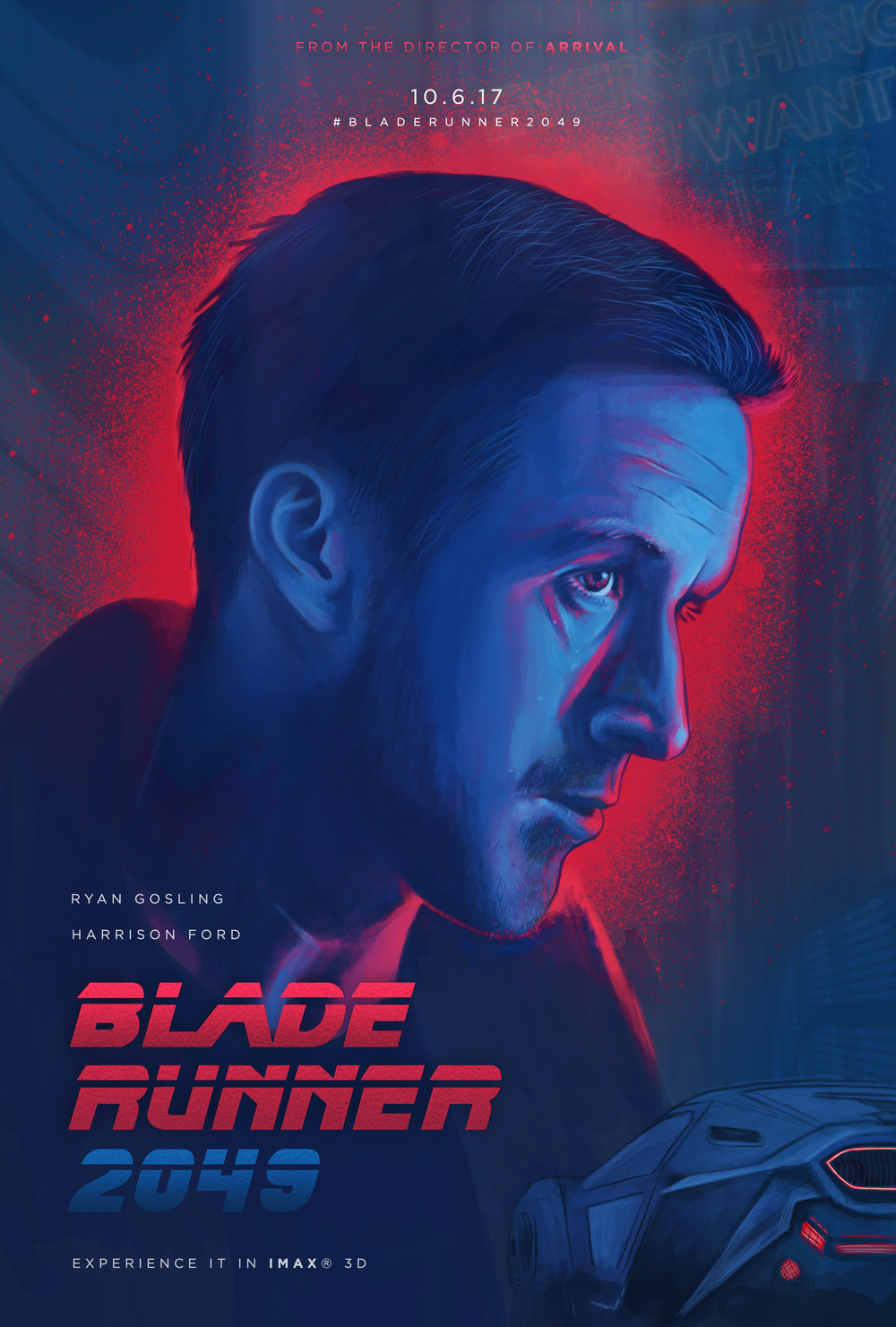 Blade Runner 2049 alternate poster