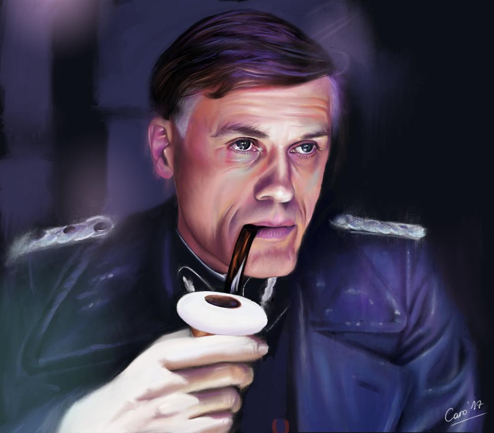 Hans Landa from Inglourious Basterds