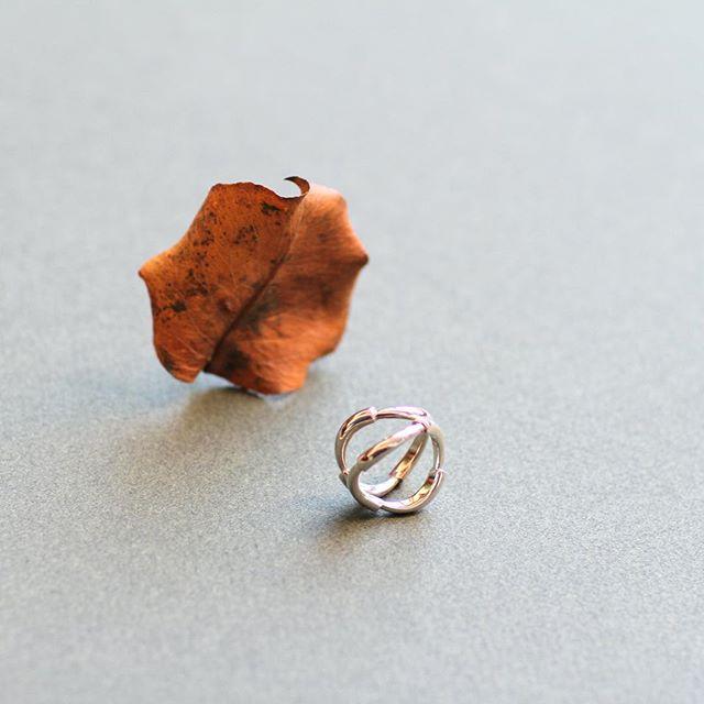 Knot double ring #jewelrydesign  #newyorkjewelers