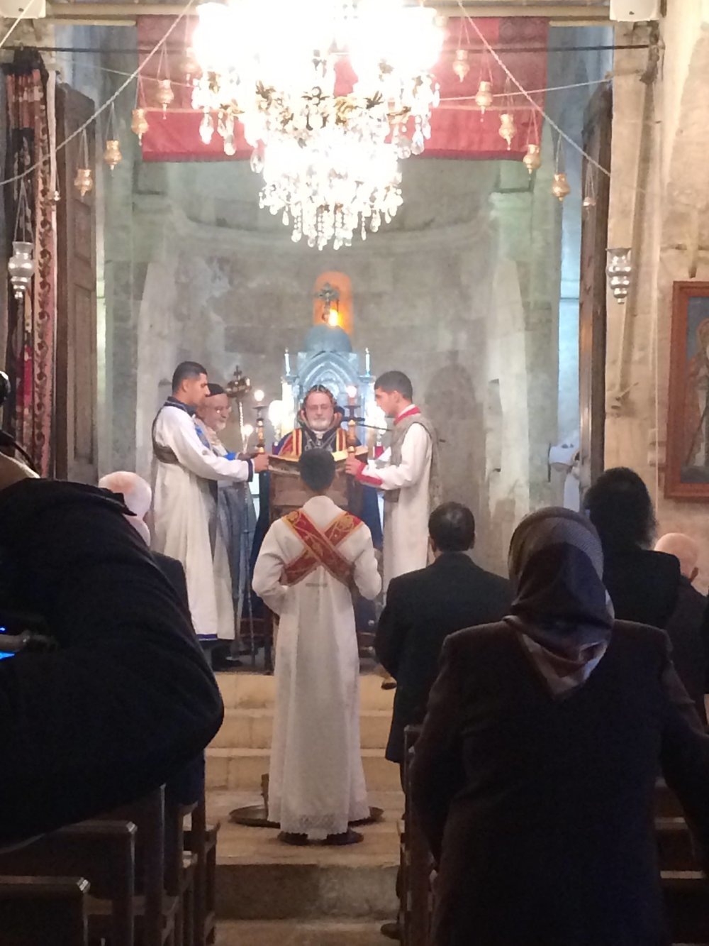 Christmas in Mardin, Courtesy of Ali DN.