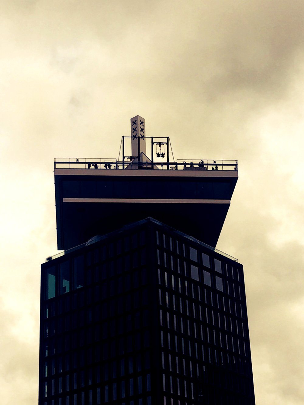 A'Dam Tower - The Swing on Top