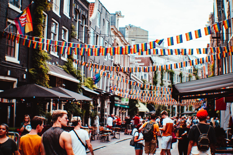 9 Surprising Streets In Amsterdam — @iamfoodietraveler