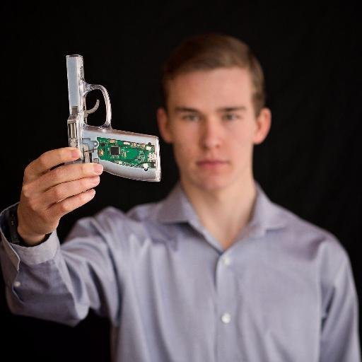 Kai Kloepfer    Inventor, Smart Gun